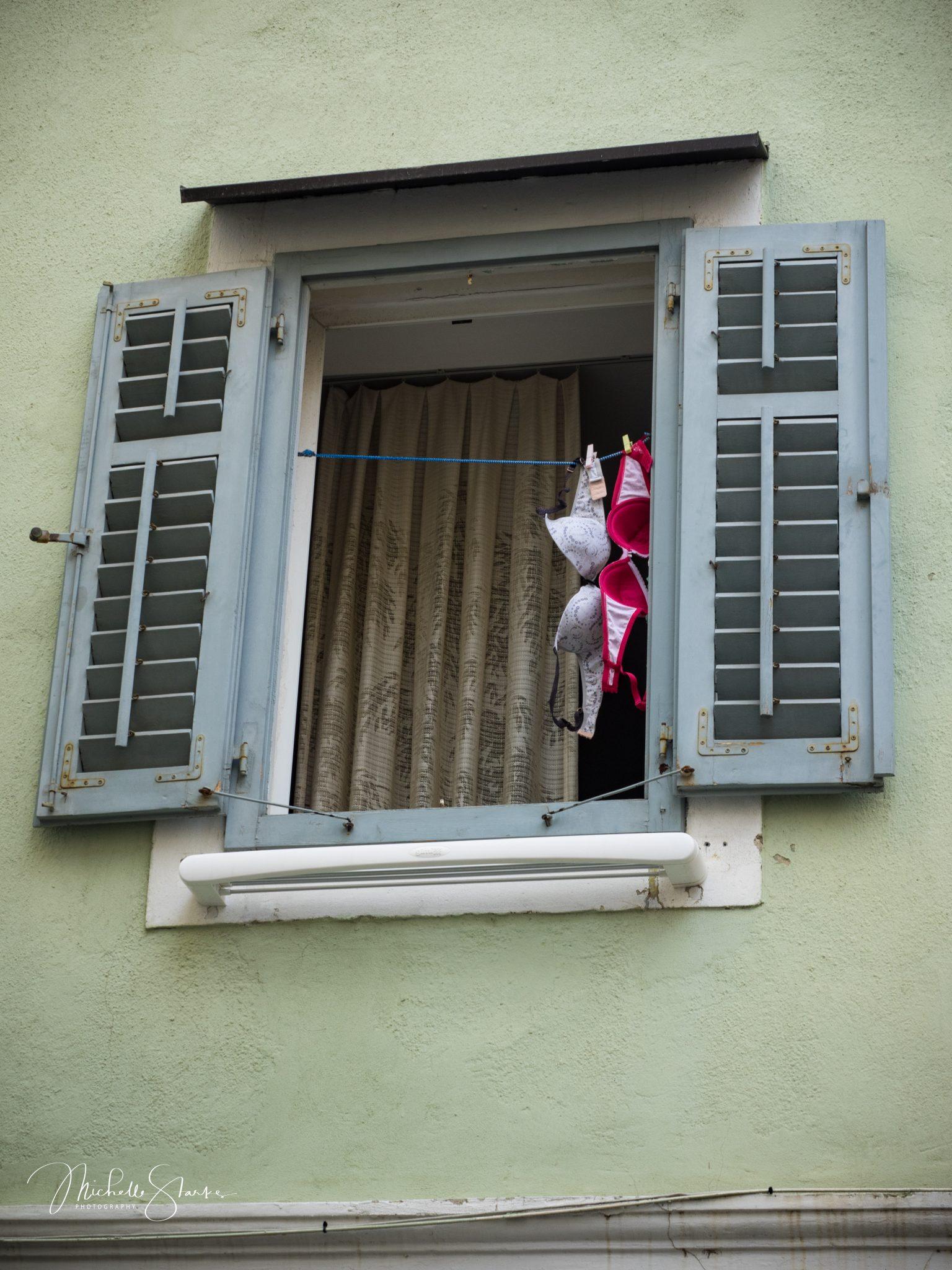 Laundry Day II, Piran, Slovenia