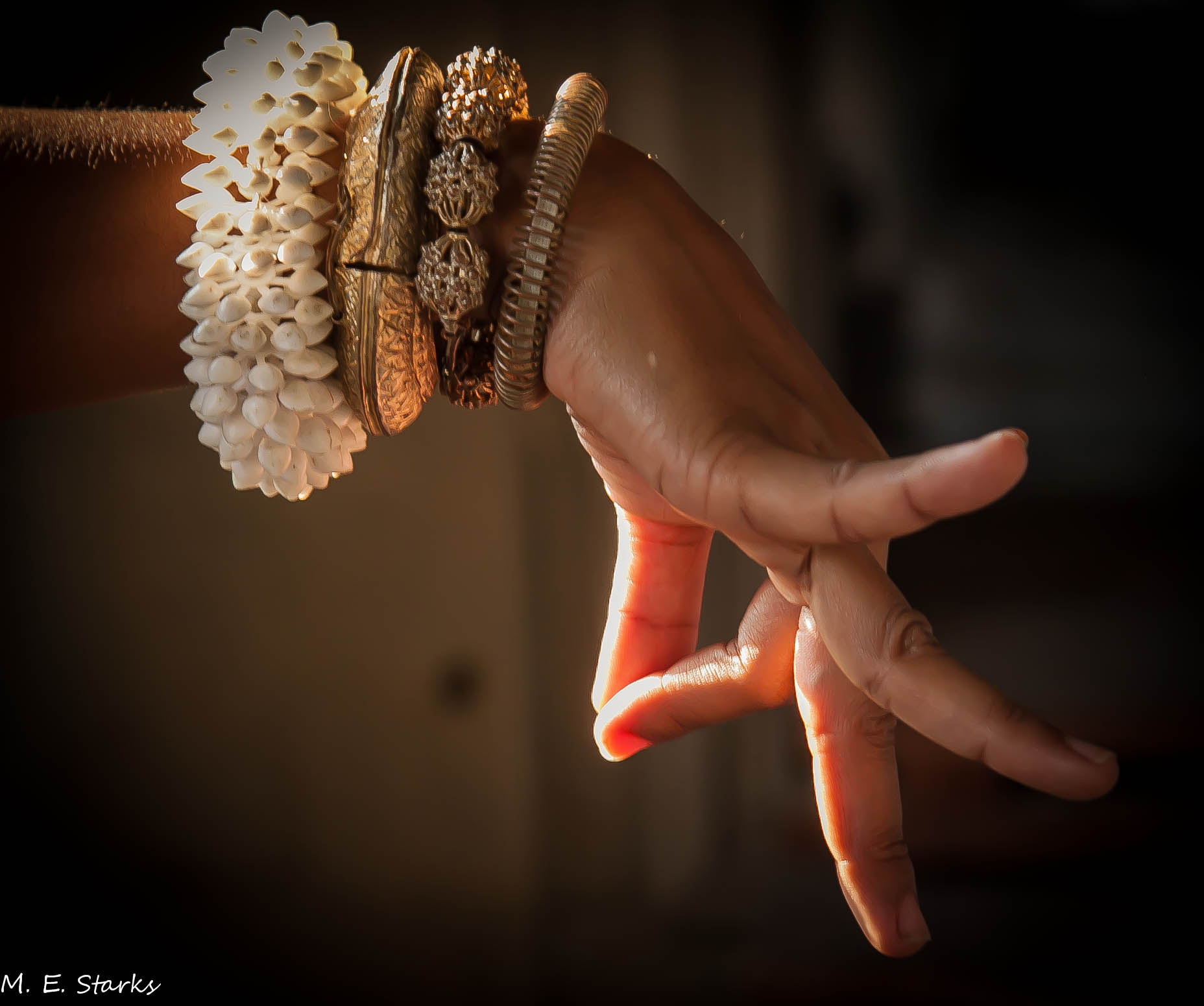 A Dancer's Hand, Angkor Wat, Cambodia