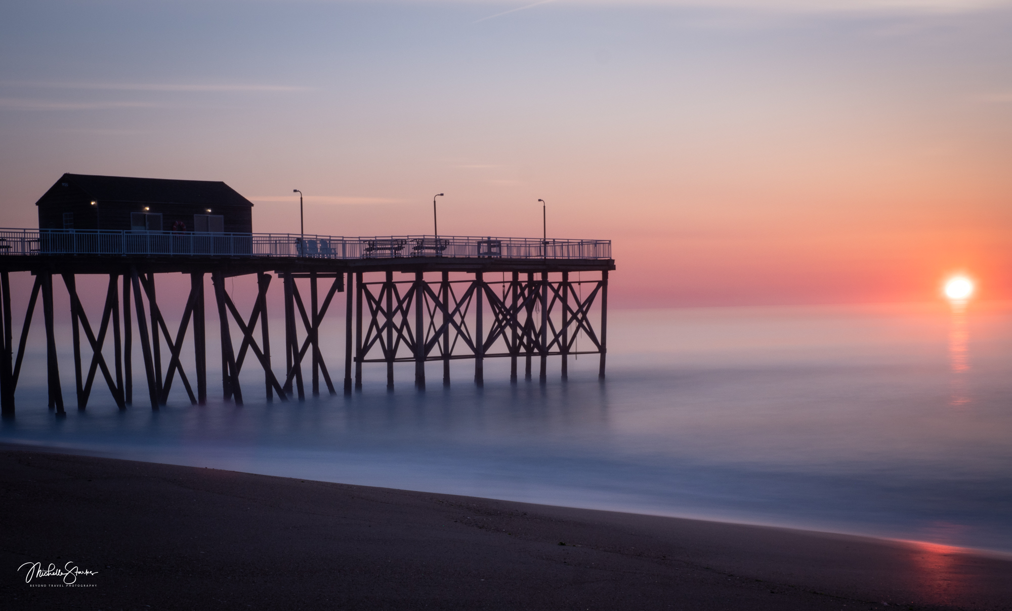 Fishing Pier, Belmar, NJ