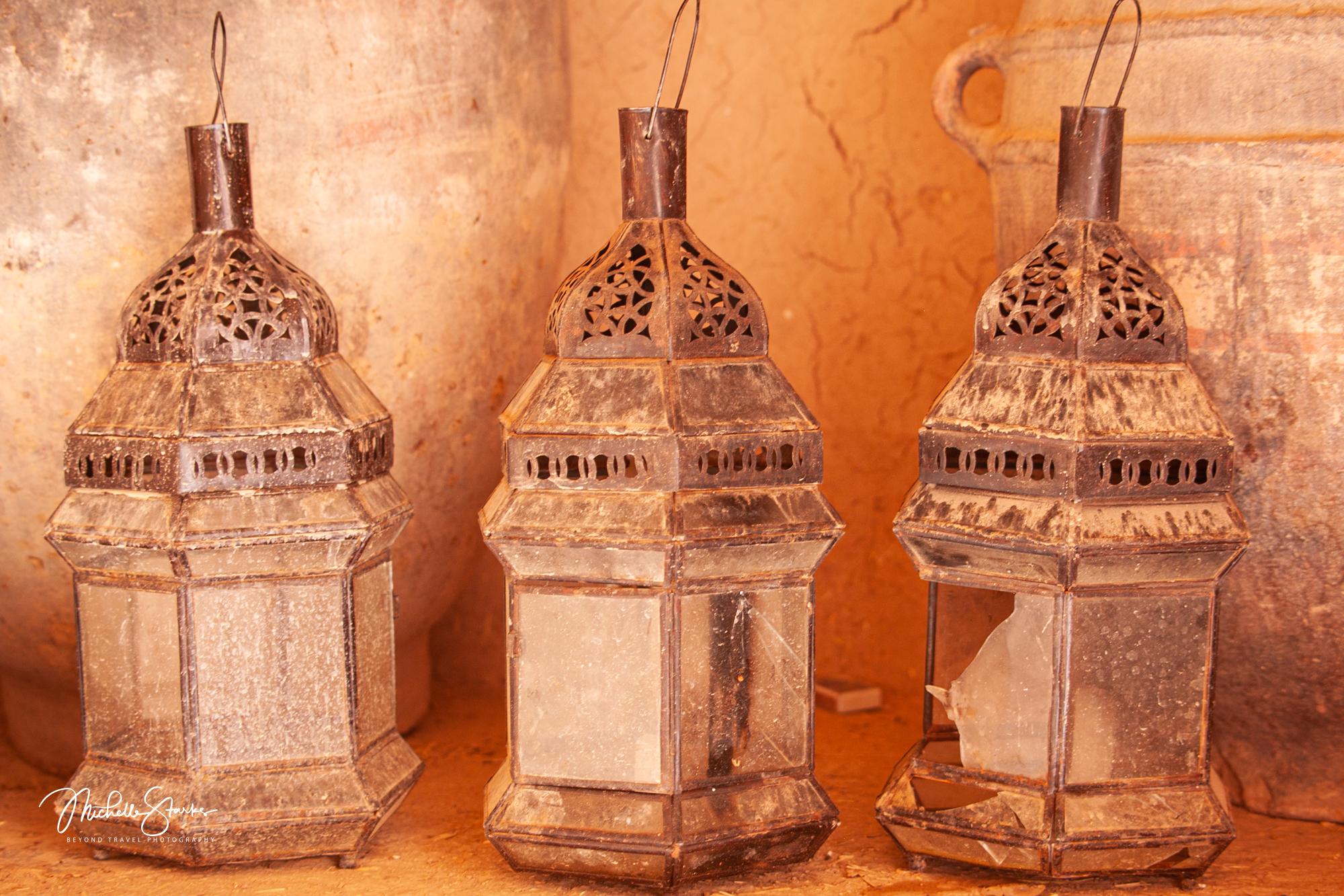 Moroccan Lanterns, Morocco