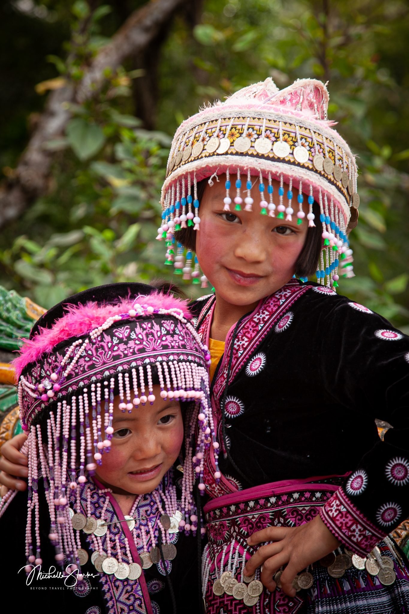 Children from Hill Tribes of Thailand